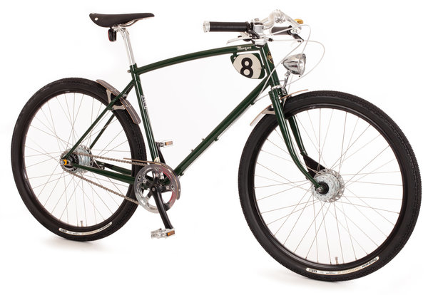 "27.5"" PASHLEY ""MORGAN 8"" british-racing-green (versch. Rahmenhöhen)"